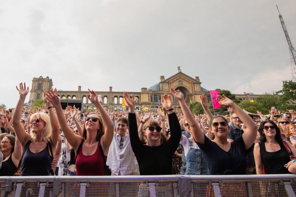 Alexandra Palace. Saturday 21 July 2018.